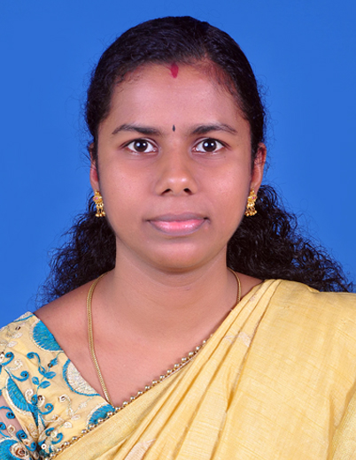 Royal education teacher reshma george in animation section